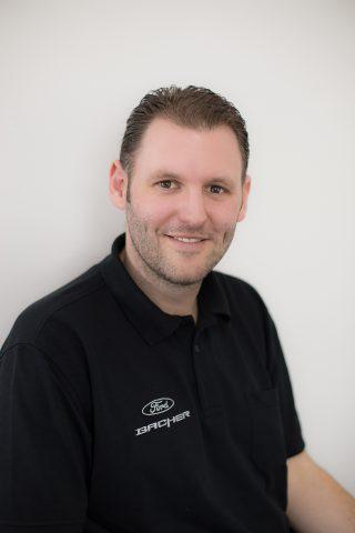 Auto-Ankauf Ansprechpartner - Verkaufsleiter Holger Franz