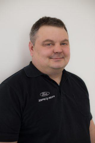 Auto-Ankauf Ansprechpartner - Werkstattmeister Stefan Tögl
