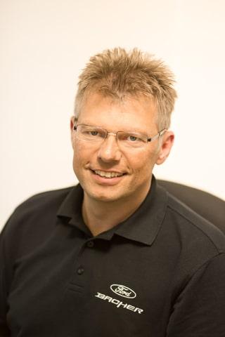 Auto-Ankauf Ansprechpartner - Filialleiter Christian Maushammer